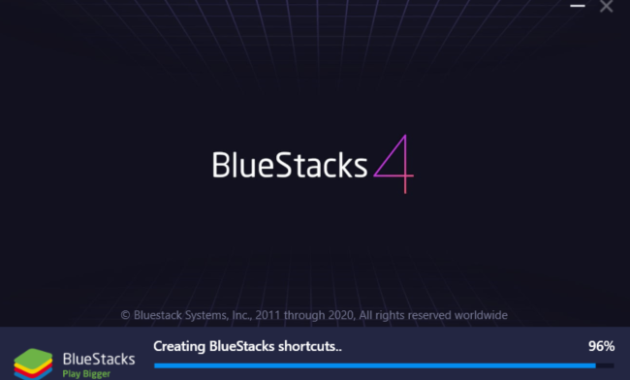 download dan install bluestacks